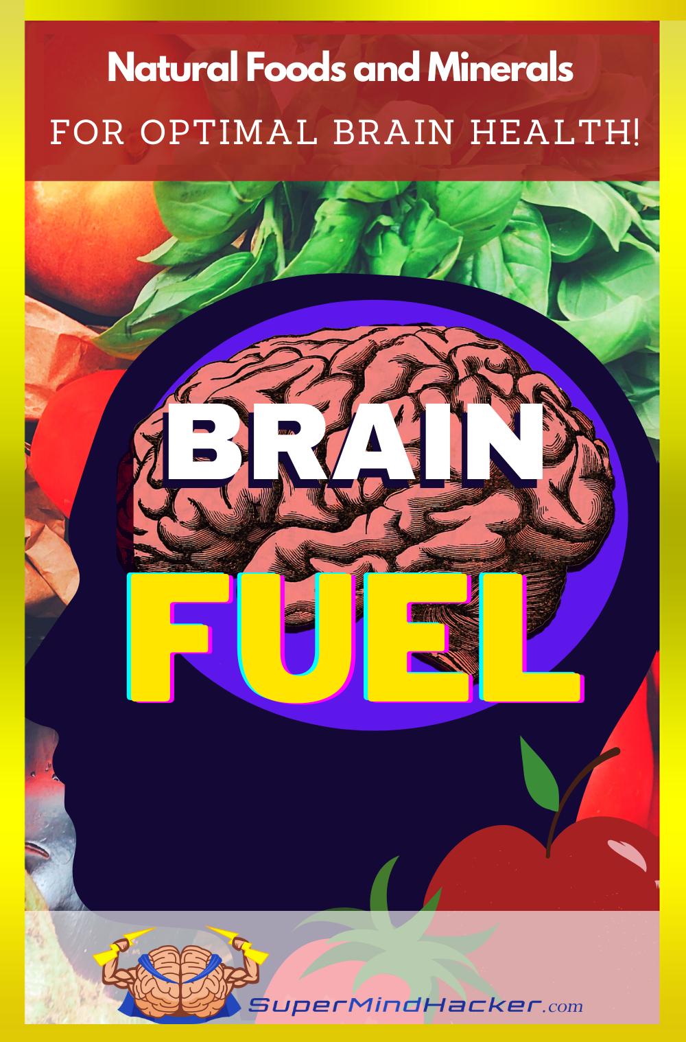 Brain Fuel Holistic Nutrition