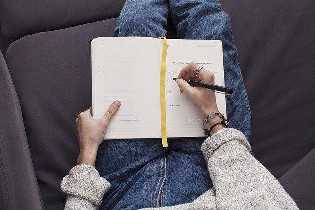 journal daily activities