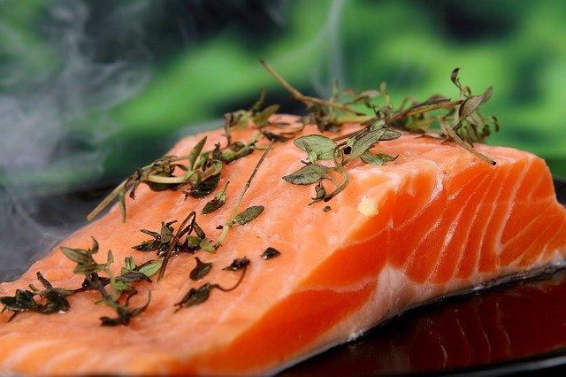 Salmon Vitamin D
