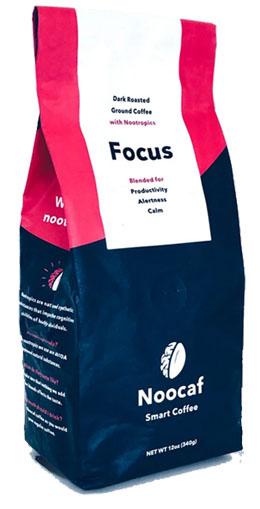 Noocaf Nootropic Coffee