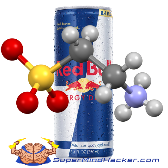 taurine - red bull energy