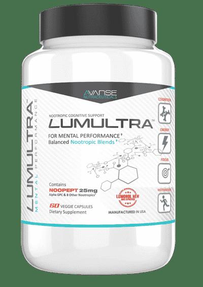 Buy Lumultra Noopept Supplement