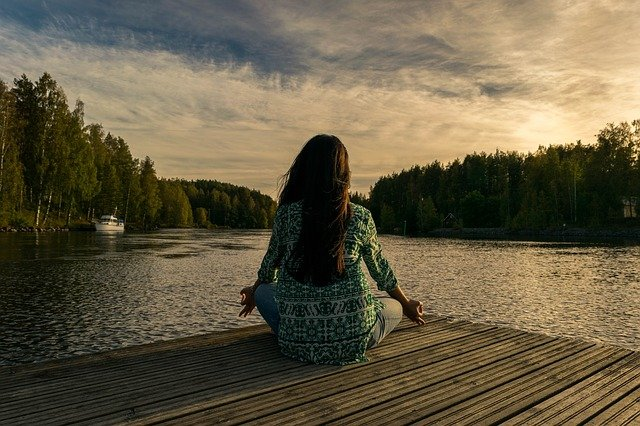 meditative state - yoga