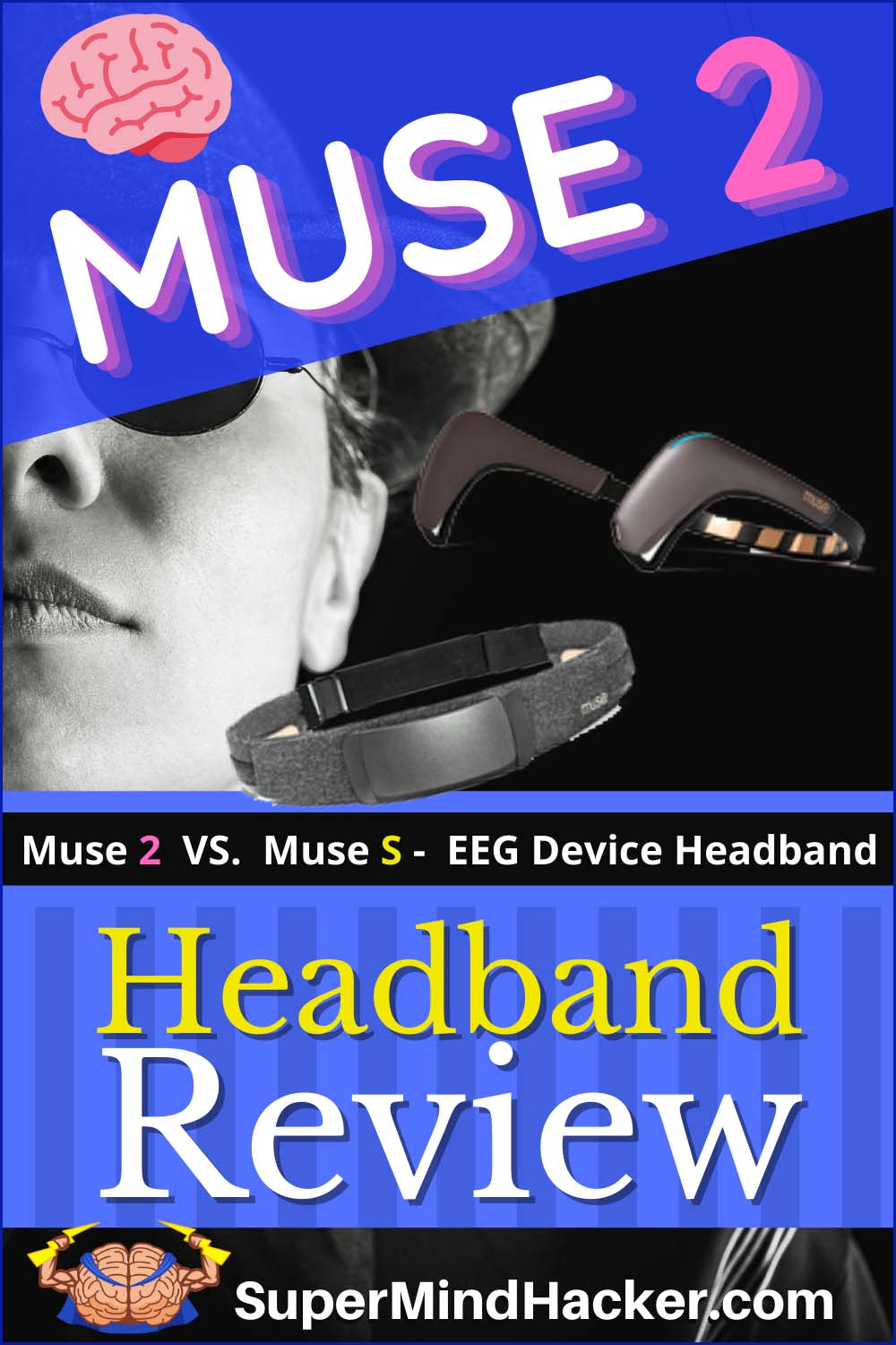 Muse 2 Headband Review supermindhacker