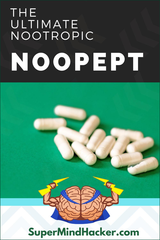 noopept - nootropic ingredient