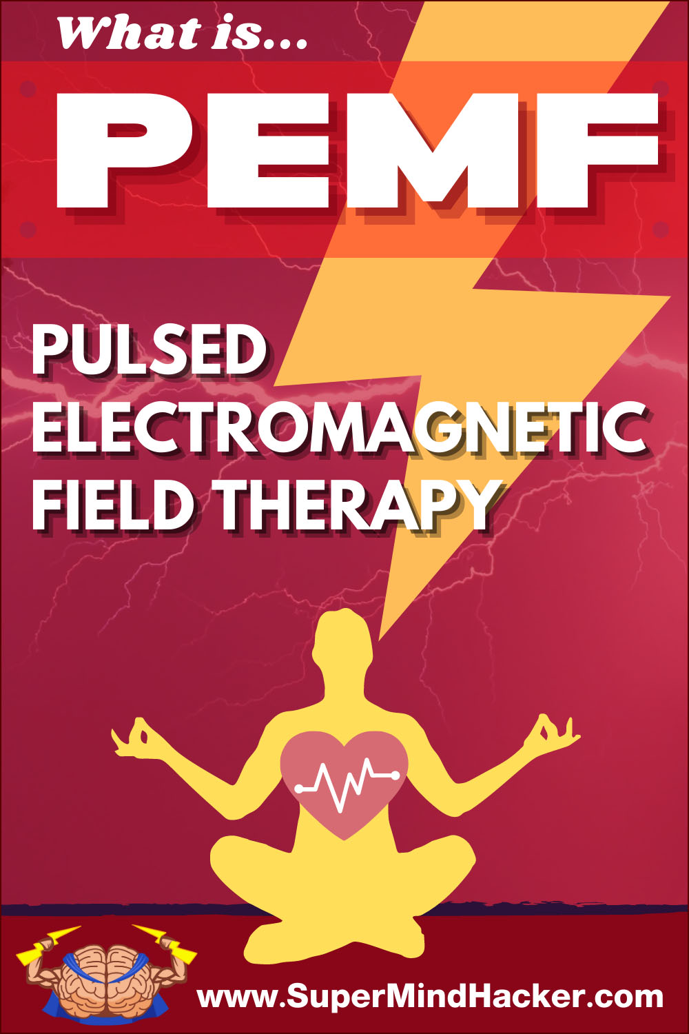 What is PEMF Therapy? 12 Ways Pulsed Electromagnetic Field Therapy Can Supercharge Your Health!