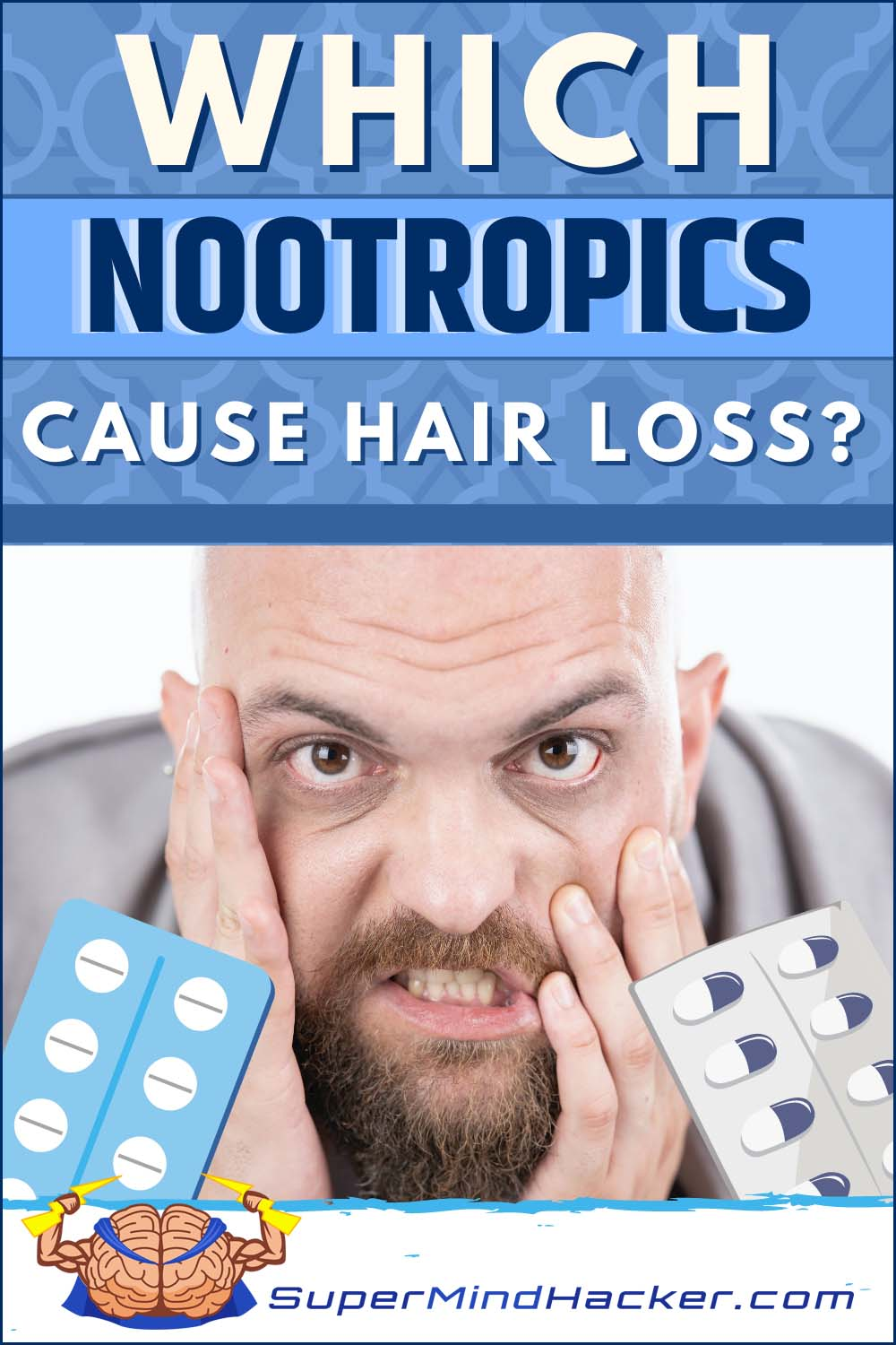 Which Nootropics Cause Hair Loss?