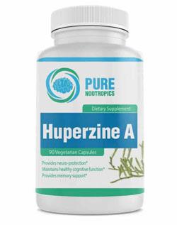 huperzine a - pure nootropics