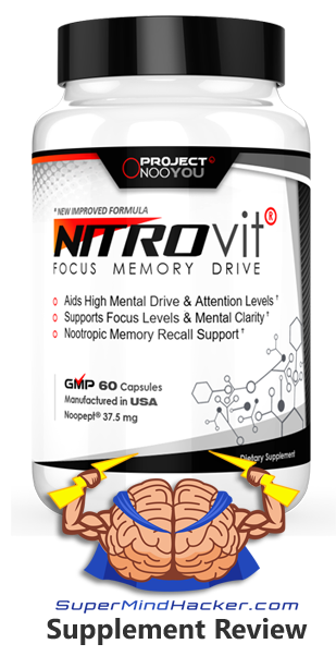 Nitrovit Review - Nootropic Supplement