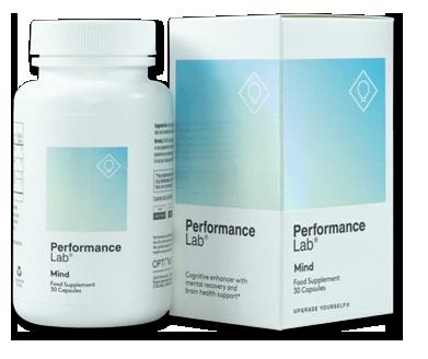 performance lab - mind 1 month pills