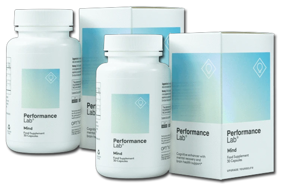 Mind by performance lab - 2 months supply