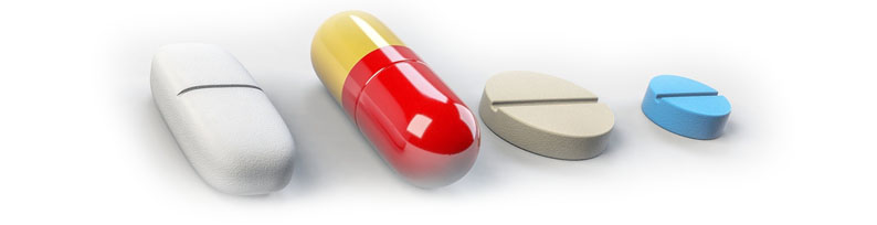 supplements pills of different types capsules and more