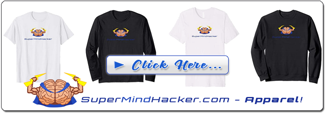 Super Mind Hacker T-Shirts & Apparel
