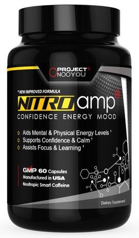 NITROamp Bottle Nootropic review