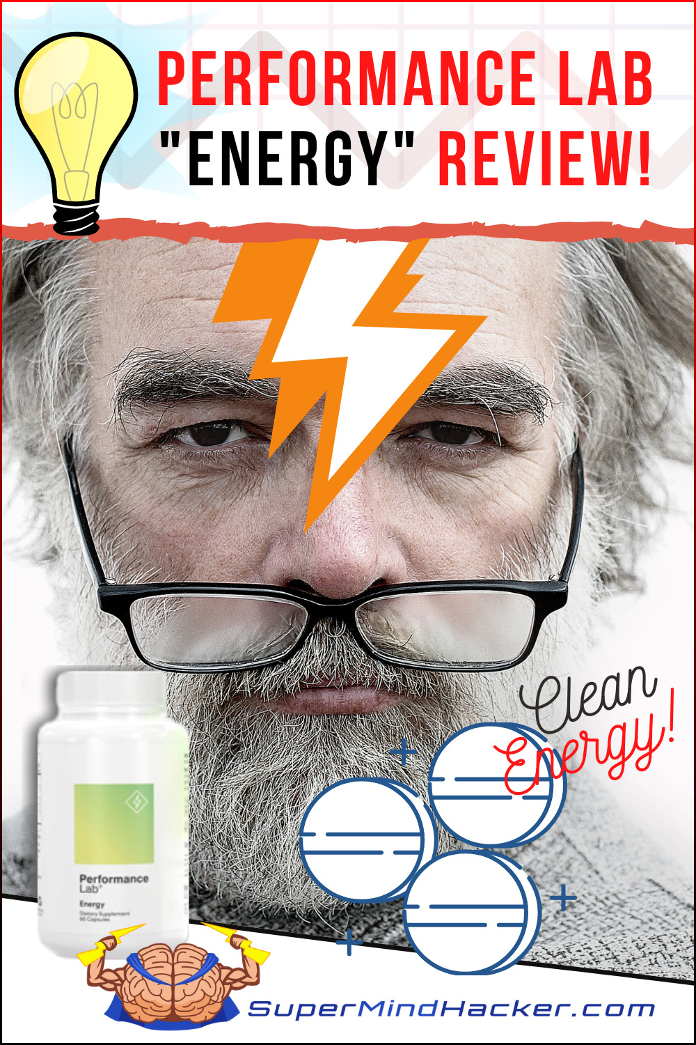 Performance Lab Energy Supplement Review