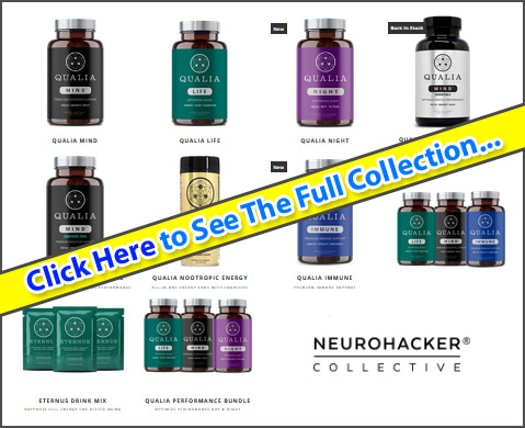 Neurohacker Collection Nootropics