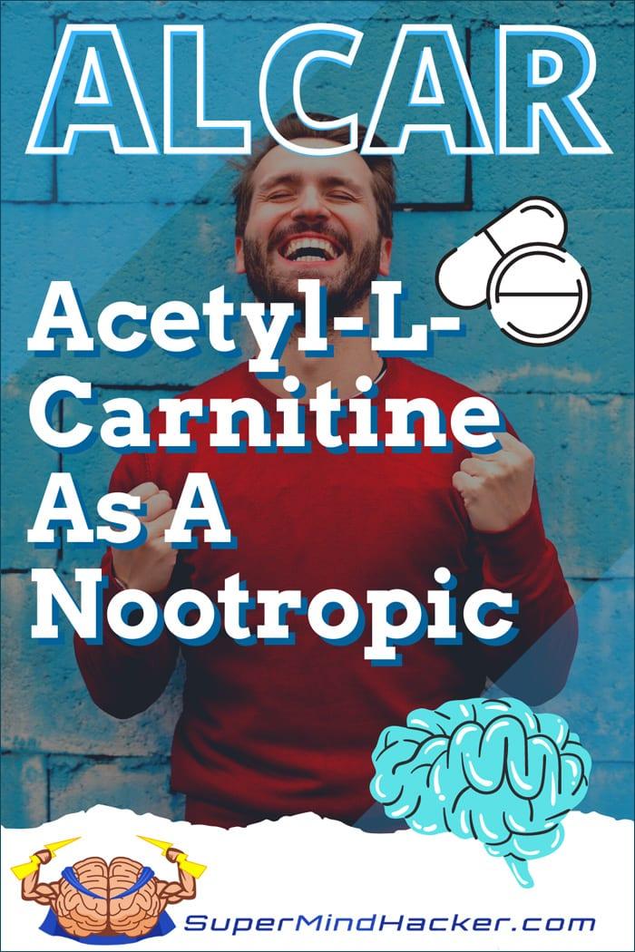ALCAR Acetyl-L-Carnitine Nootropic