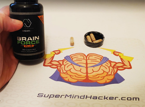 infowars life Brain Force Plus Review -Super Mind Hacker