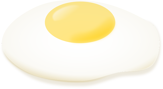 eggs contain Acetylcholine - a neurotransmitter