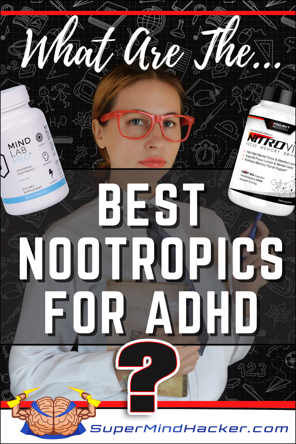 what are the best nootropics for adhd