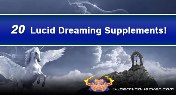 best lucid dreaming supplements