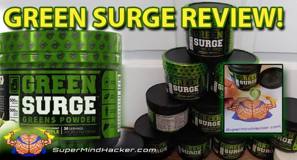 Green Surge review - Jacked Factory Greens Superfood