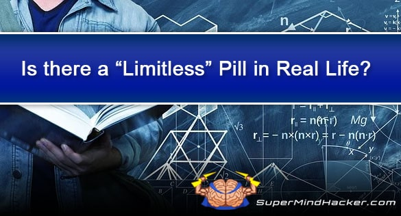 Is there a LIMITLESS pill in real life?
