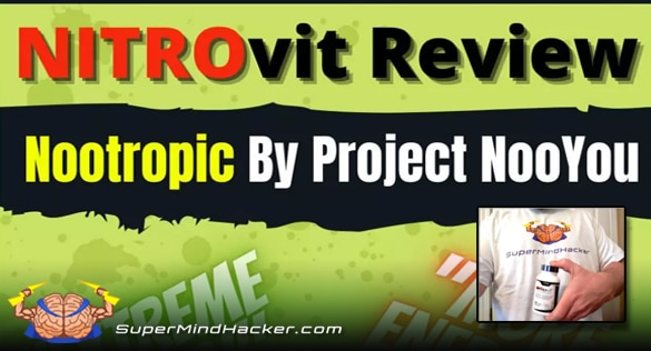 Nitrovit Review - Project Nooyou