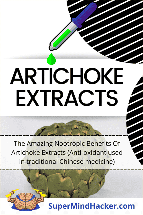 Artichoke Extracts – The Amazing Nootropic Anti-oxidant (Luteolin)
