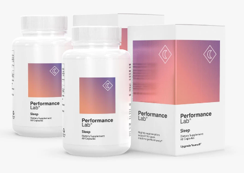 Sleep Supplement by Performance Lab Review - 2 month