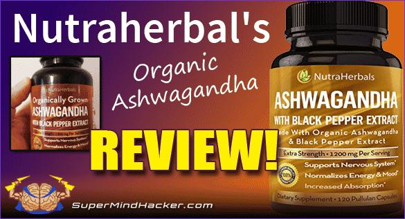 Nutraherbals Ashwagandha Review